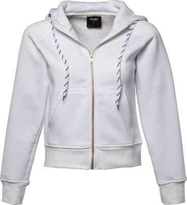 Tee Jays: Ladies Hooded Zip Sweat 5436 – Bild 2