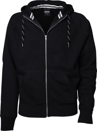 Tee Jays: Hooded Zip Sweat 5435 – Bild 3