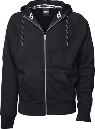 Tee Jays: Hooded Zip Sweat 5435 – Bild 5