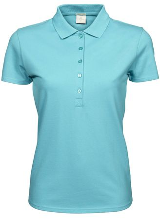 Tee Jays: Ladies Luxury Stretch Polo 145 – Bild 11