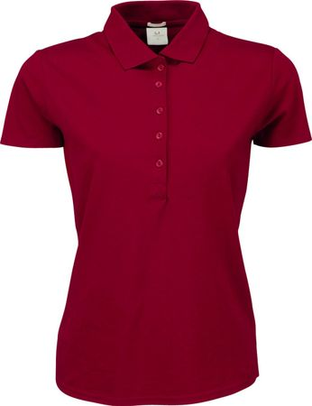 Tee Jays: Ladies Luxury Stretch Polo 145 – Bild 13