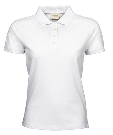 Tee Jays: Ladies Heavy Polo Piqué 1401 – Bild 2