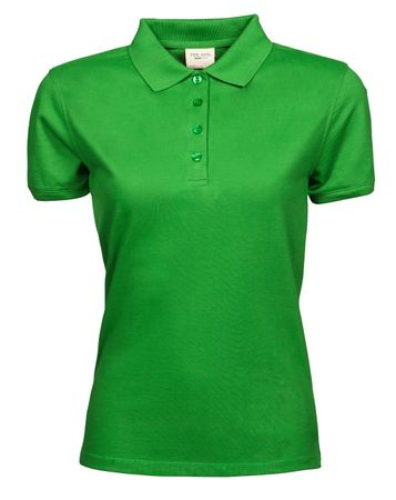 Tee Jays: Ladies Heavy Polo Piqué 1401 – Bild 8
