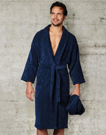 Towels by Jassz: Veloursbademantel  Velours – Bild 2
