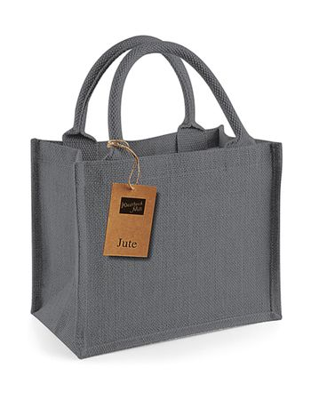 Westford Mill: Jute Mini Gift Bag W412 – Bild 10
