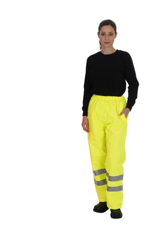 Yoko: Over Trousers Yellow HVS461 – Bild 1