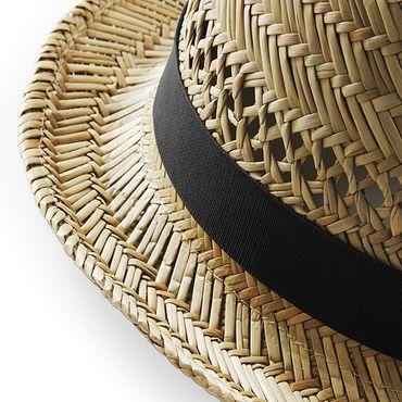 Beechfield: Straw Summer Trilby B730 – Bild 4