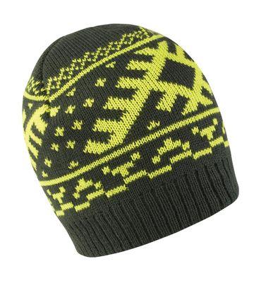 Result: Nordic Knitted Hat R371X – Bild 3
