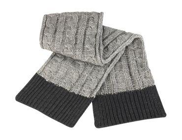 Result: Shades of Grey Knitted Scarf R373X – Bild 1