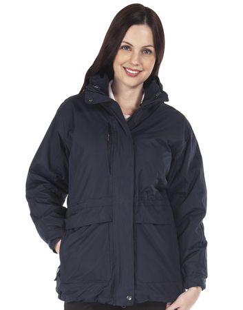 Regatta: Ladies Benson II 3-in-1 Jacket TRA123 – Bild 1