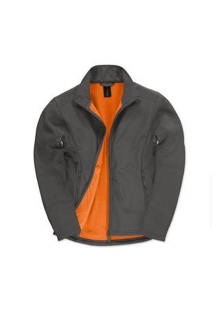 B&C: Men Softshell Jacket ID.701 JUI62 – Bild 2