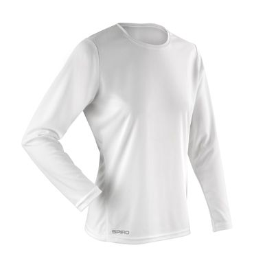 Result: Ladies` Performance T-Shirt LS S254F – Bild 2