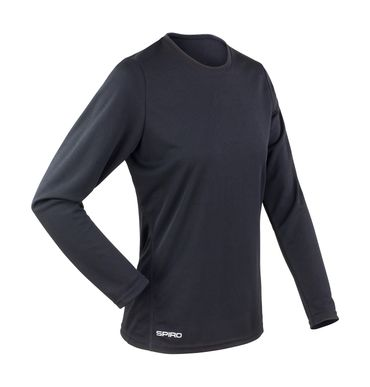 Result: Ladies` Performance T-Shirt LS S254F – Bild 3