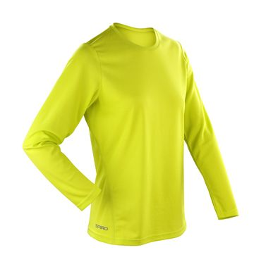 Result: Ladies` Performance T-Shirt LS S254F – Bild 5