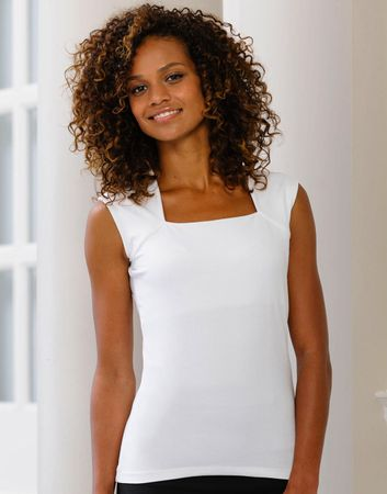 Russell Europe: Sleeveless Stretch Top R-990F-0 – Bild 1