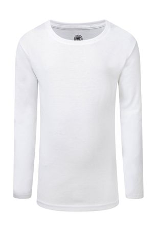 Russell Europe: Girls Long Sleeve HD Tee R-167G-0 – Bild 2