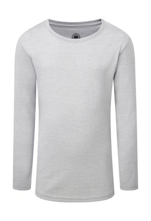 Russell Europe: Girls Long Sleeve HD Tee R-167G-0 – Bild 12