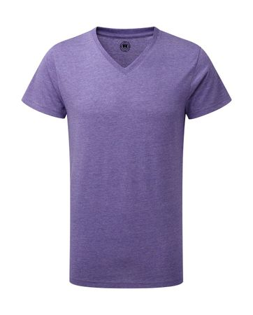 Russell Europe: Men's V-Neck HD Tee R-166M-0 – Bild 6