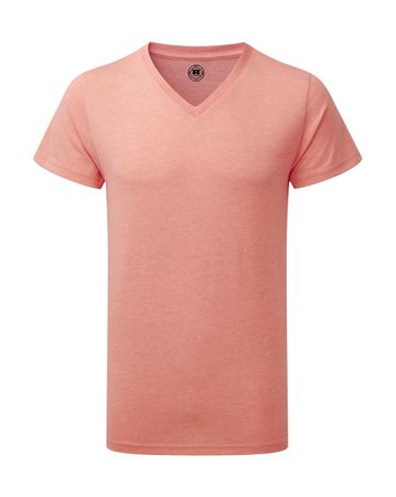 Russell Europe: Men's V-Neck HD Tee R-166M-0 – Bild 7