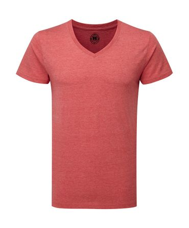 Russell Europe: Men's V-Neck HD Tee R-166M-0 – Bild 8