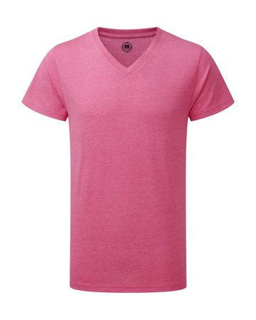 Russell Europe: Men's V-Neck HD Tee R-166M-0 – Bild 9