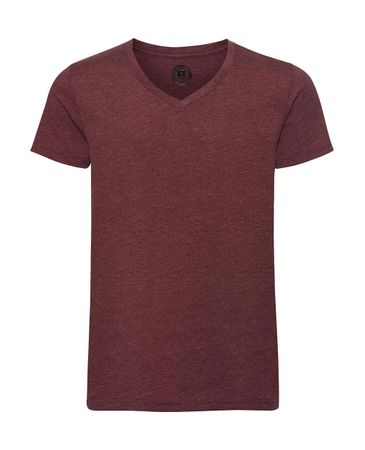 Russell Europe: Men's V-Neck HD Tee R-166M-0 – Bild 14