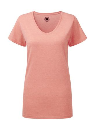 Russell Europe: Ladies V-Neck HD Tee R-166F-0 – Bild 7