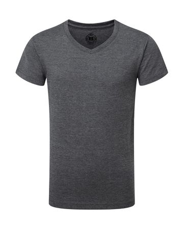 Russell Europe: Boys V-Neck HD Tee R-166B-0 – Bild 4
