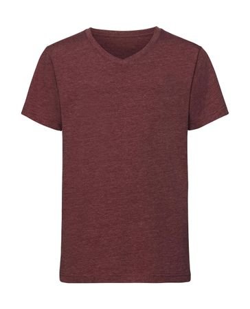 Russell Europe: Boys V-Neck HD Tee R-166B-0 – Bild 14