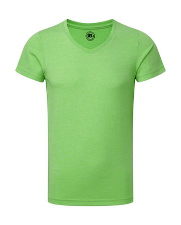 Russell Europe: Boys V-Neck HD Tee R-166B-0 – Bild 10