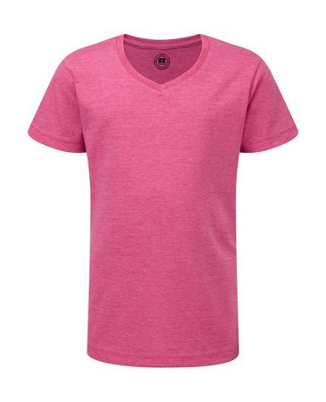 Russell Europe: Girls V-Neck HD Tee R-166G-0 – Bild 9