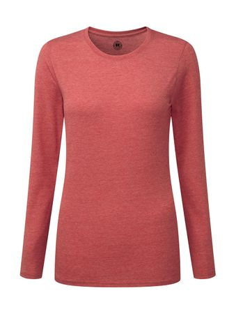 Russell Europe: Ladies Long Sleeve HD Tee R-167F-0 – Bild 8