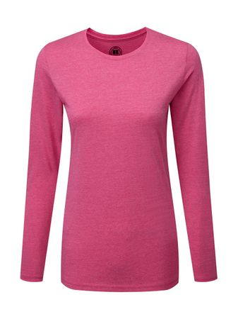 Russell Europe: Ladies Long Sleeve HD Tee R-167F-0 – Bild 9