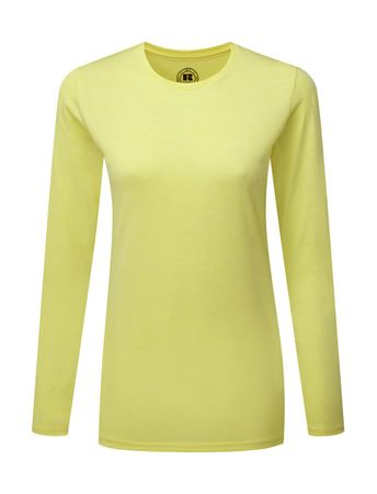 Russell Europe: Ladies Long Sleeve HD Tee R-167F-0 – Bild 11