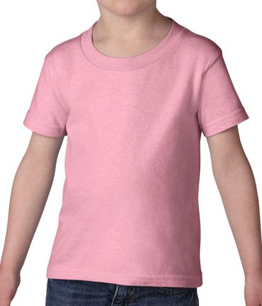 Gildan: Heavy Cotton Toddler T-Shirt 5100P – Bild 7