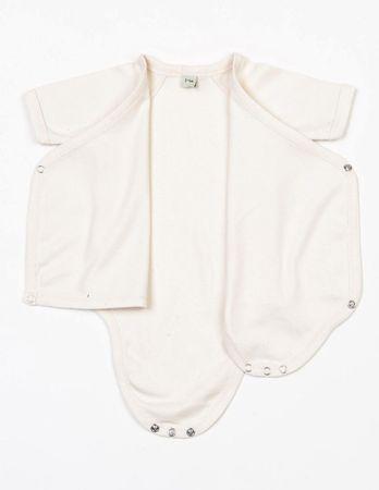 BabyBugz: Baby Organic Kimono Bodysuit BZ05-TLC – Bild 6
