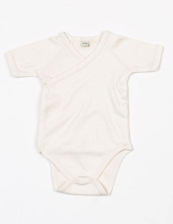 BabyBugz: Baby Organic Kimono Bodysuit BZ05-TLC – Bild 3