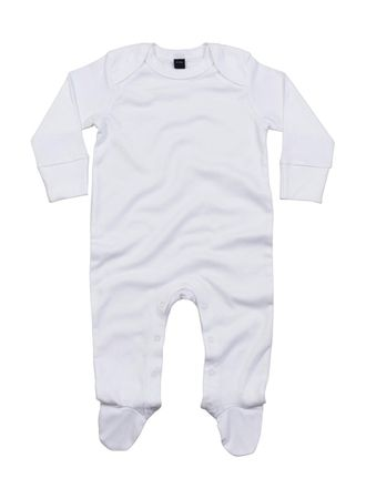 BabyBugz: Organic Sleepsuit with Scratch Mitts BZ35 – Bild 2