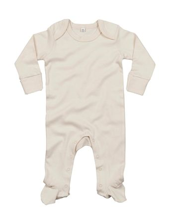 BabyBugz: Organic Sleepsuit with Scratch Mitts BZ35 – Bild 3