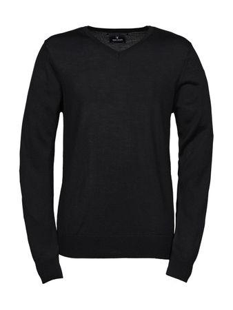 Tee Jays: Men`s V-Neck Sweater 6001 – Bild 2