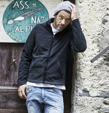Tee Jays: Urban Hooded Fleece 9202 – Bild 1