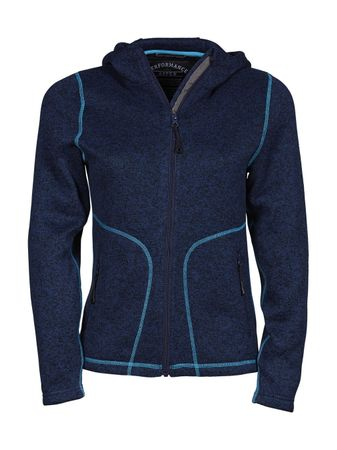 Tee Jays: Ladies Hooded Aspen 9618 – Bild 3