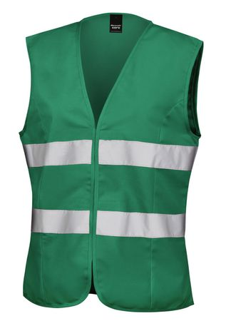 Result: Women`s Hi-Viz Safety Tabard R334F – Bild 3