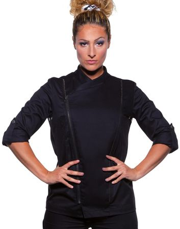 Karlowsky: Rock Chef`s Ladies` Zip Jacket RCJF 12 – Bild 1