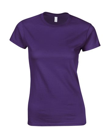 Gildan: Ladies' Softstyle Fitted Ring Spun T-Shirt 64000L – Bild 15