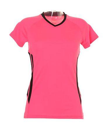 Kustom Kit: Gamegear Cooltex Ladies` Training T-Shirt KK940 – Bild 2