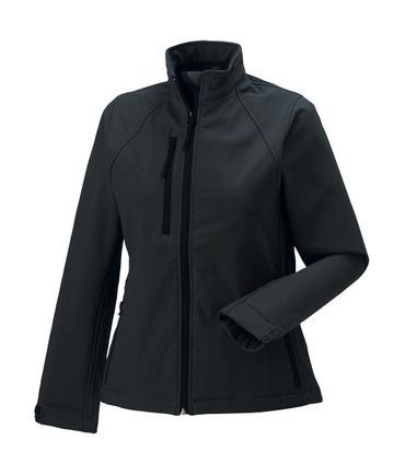 Russell Europe: Ladies` Soft Shell Jacket  R-140F-0 – Bild 4