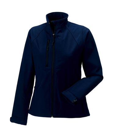 Russell Europe: Ladies` Soft Shell Jacket  R-140F-0 – Bild 5