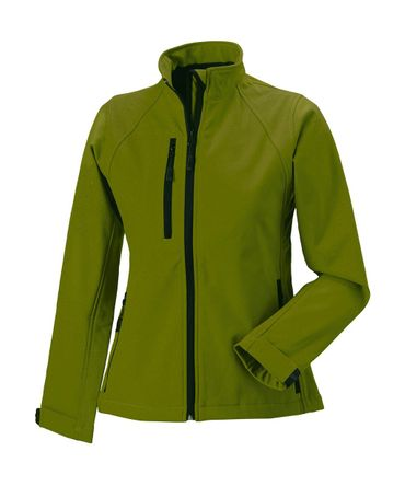 Russell Europe: Ladies` Soft Shell Jacket  R-140F-0 – Bild 9
