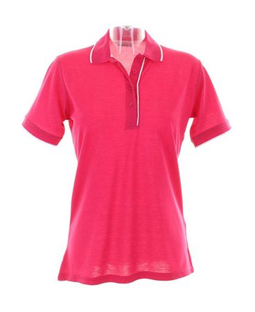 Kustom Kit: Ladies` Essential Polo Shirt KK748 – Bild 3